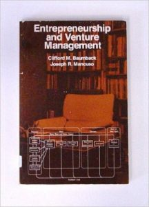 Entrepreneurship and Venture Management2