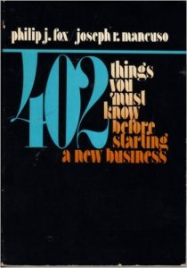 402 Things You Must Know Before Starting a New Business