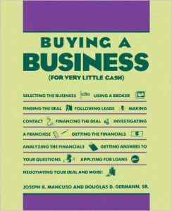 Buying a Business For Very Little Cash